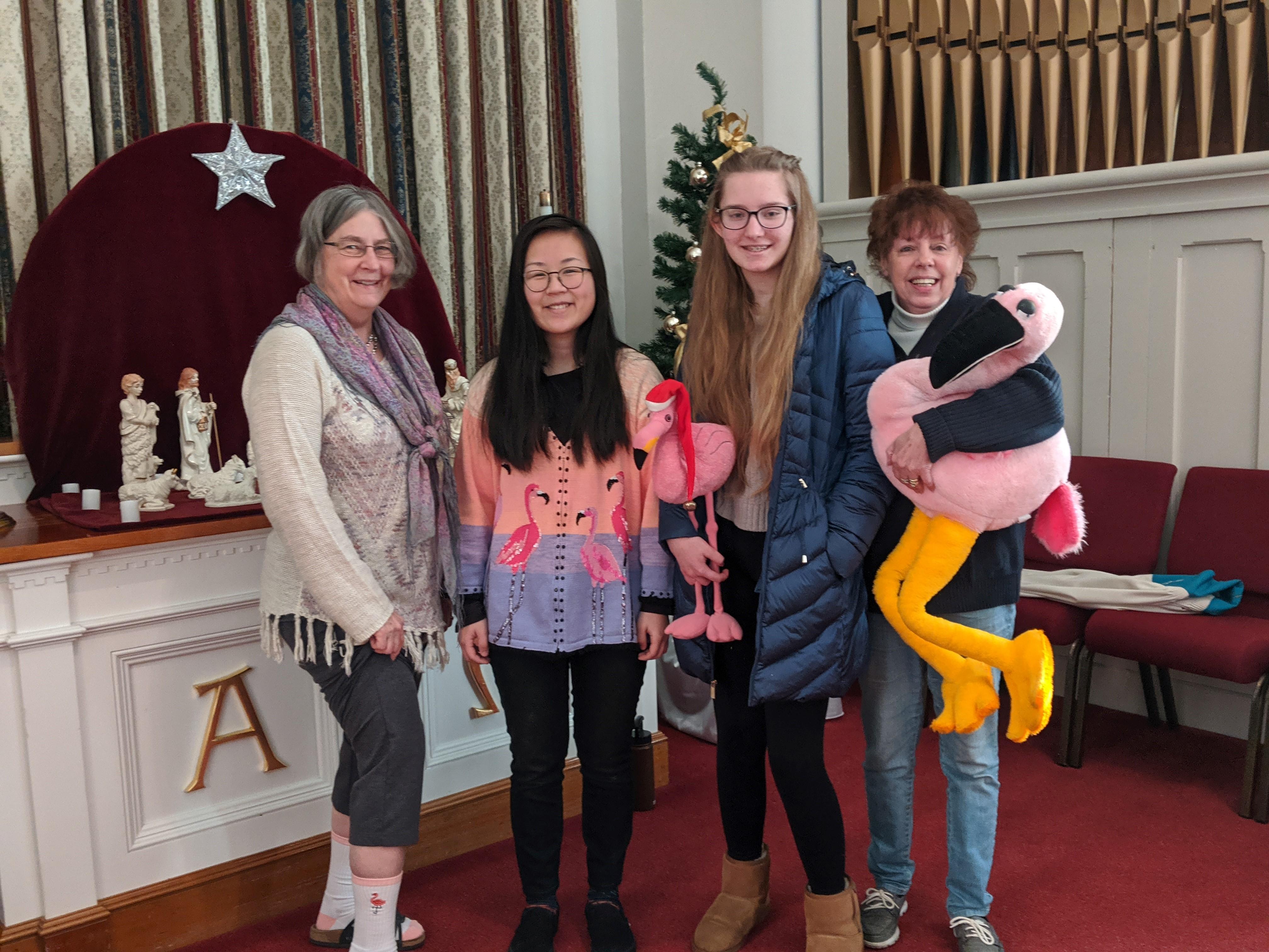 2020 choir christmas